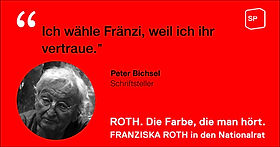 Testimonial Peter Bichsel