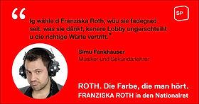 Testimonial Simu Fankhauser