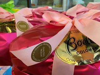 Panettone: perfektes Dessert oder Geschenk