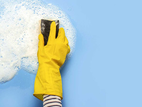 Fugenlose Beläge richtig reinigen.
