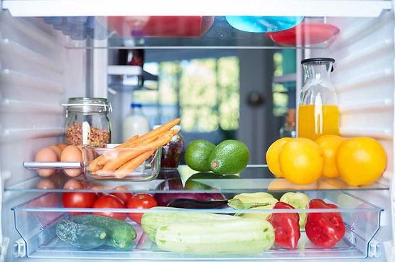 Kühlschrankaufwertung