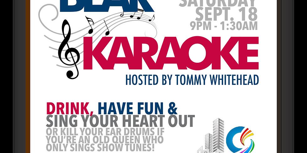 Bear Karaoke at City Side Lounge