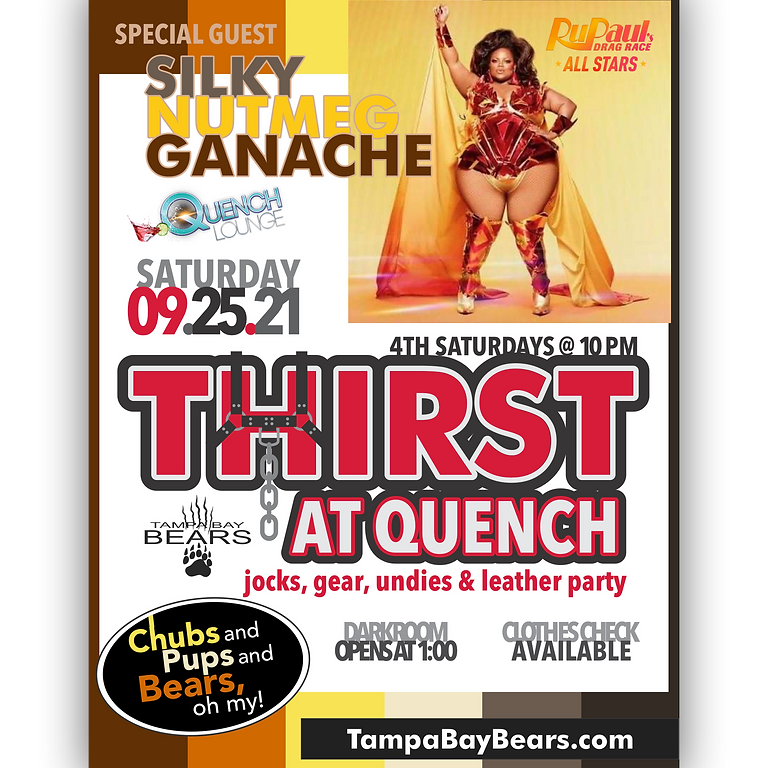 Thirst at Quench Lounge