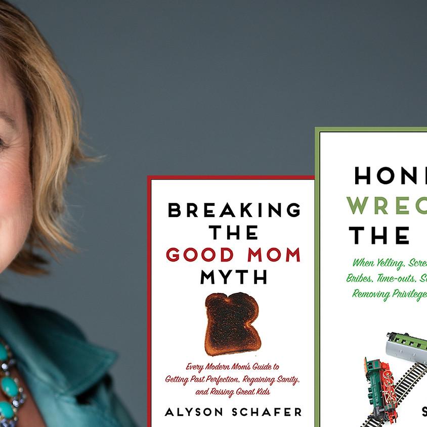 Understanding Misbehaviour with Alyson Schafer