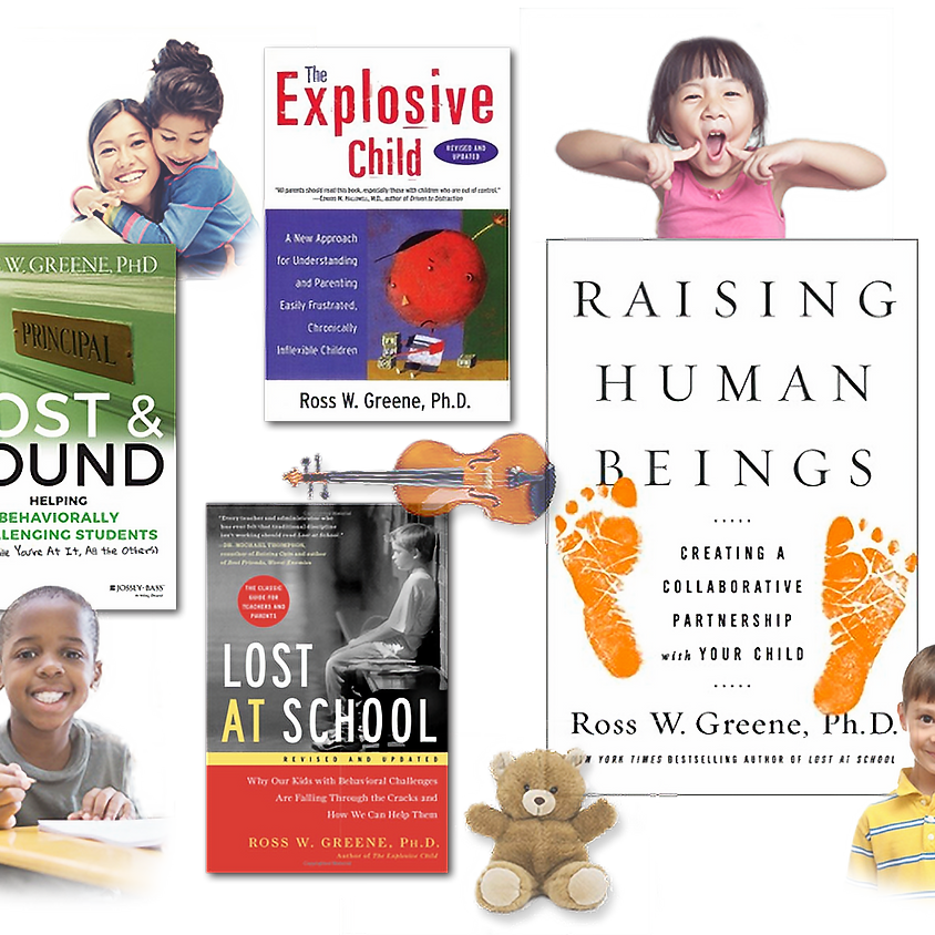 JICS Speaking Event: Collaborative and Proactive Solutions for Parents with Dr. Ross W. Greene (1)