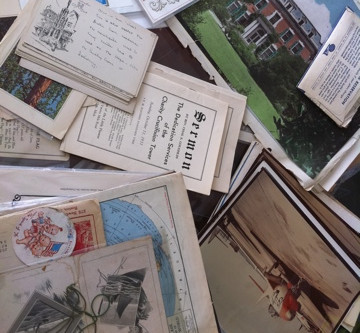 The Treasure in Trash - Ephemera