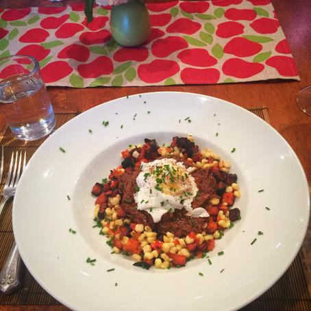 Ropa Vieja : adapted from Norman Van Aken's recipe
