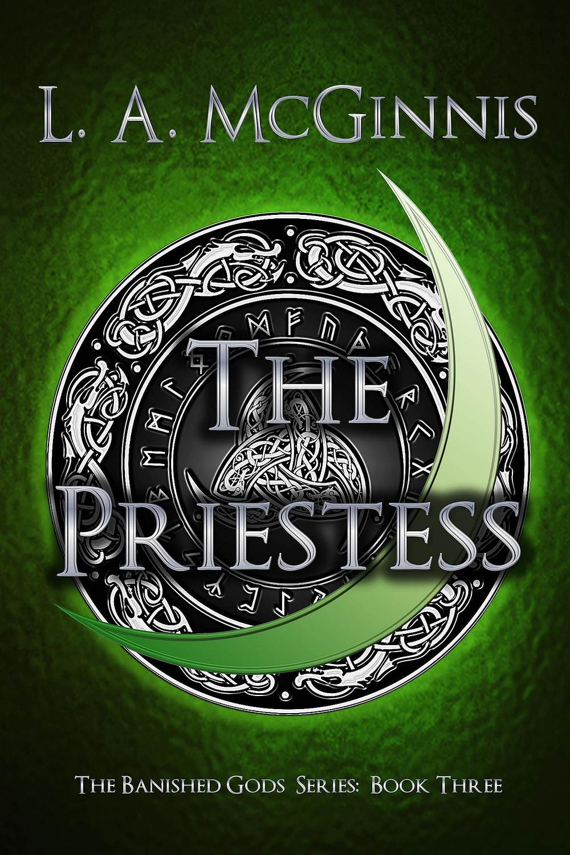L,A, McGinnis The Priestess Cover