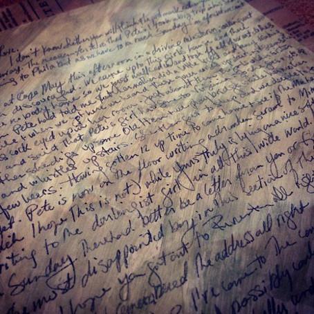 The Art of the Love Letter: Exploring Ephemera