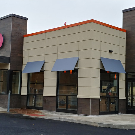 Official Grand Opening of Dunkin Next Gen Prototype Store.