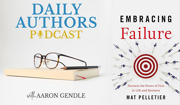 Daily Authors Pod Cast Logo - Embracing