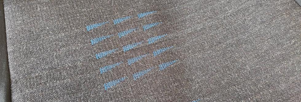 R5 GTT Alain Oreille Center Seat Fabric