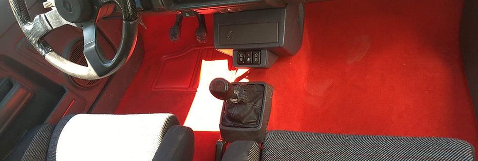 Interior Floor Carpet Renault 5 GT Turbo