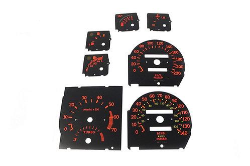 R5 GTT Clock Dials