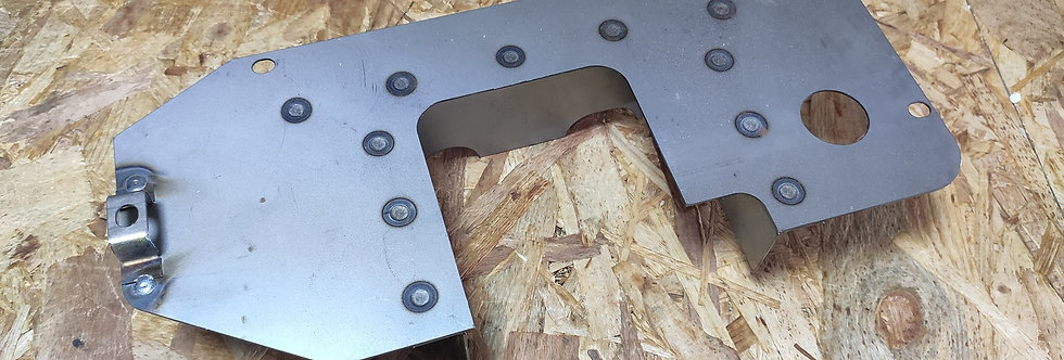 Renault C1J Oil Pan Baffle Plate
