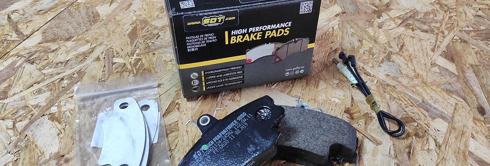Brake Pads SDT High Performance 2133801