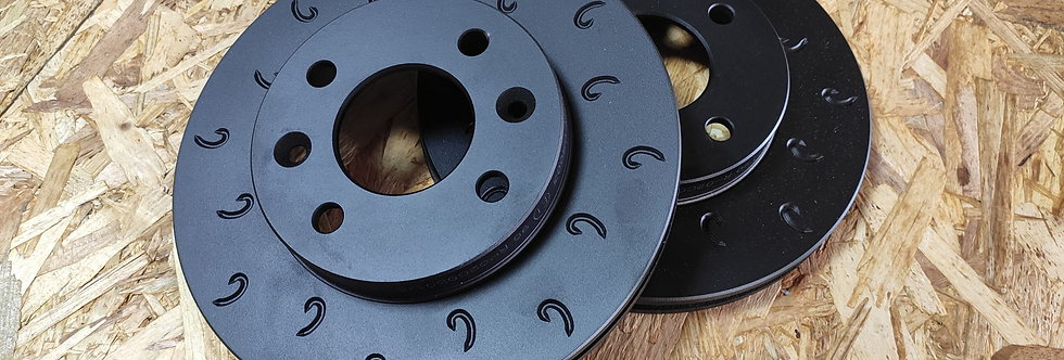 Brake Discs SDT Sport Cut-Moon Ø238mm