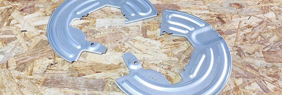 Brake Discs Dust Shield Set