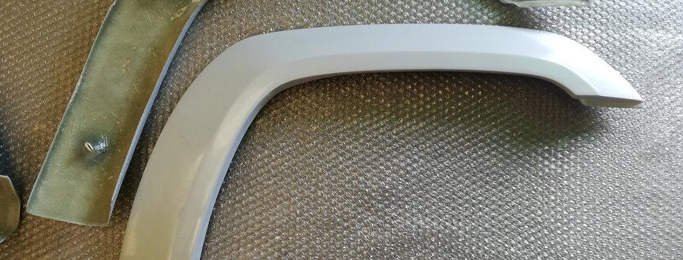R5 GTT PH2 Front Arches Pair