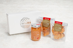 福岡県ブランドフルーツで作った特別な贈り物_コンフィチュール・セミドライフルーツ