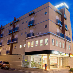 Hotel Toyo Inn Boituva