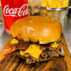Burger e Fritas