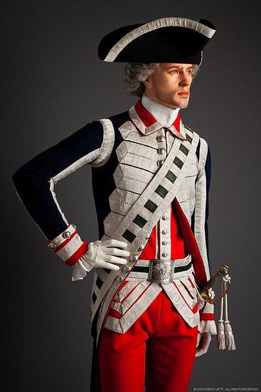 Garde du Corps c. 1789