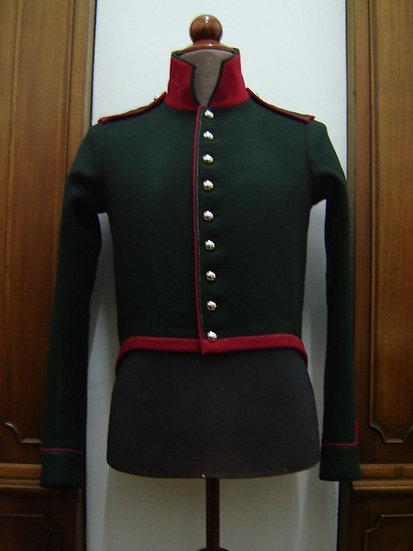 """French habit-veste """"à la Kinsky"""" 1809"""