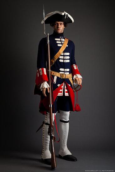Garde Française c. 1755-1763