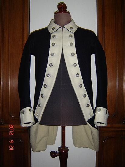 American Continental coat c.1778