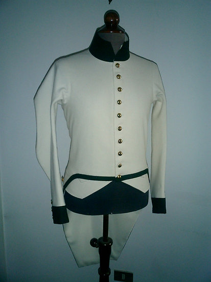 "Austrian officer's ""Rock"" (coat) 1798-1815"