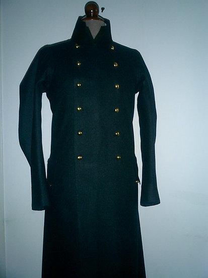 """Austrian officer's """"Oberrock"""" or overcoat 1809 pattern"""