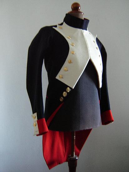 Napoleon's grenadier habit