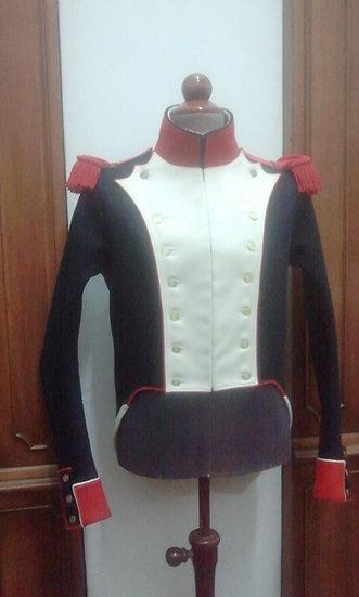 French habit-veste Bardin 1812