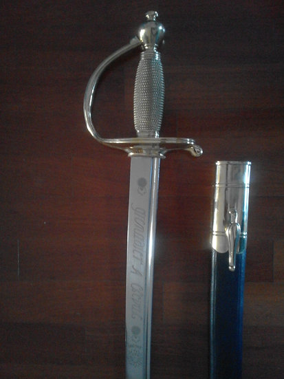 Sabre of the Grenadiers à cheval