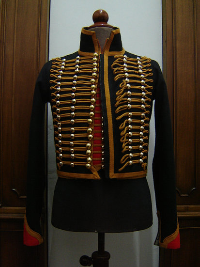 Dolman of the Chasseurs à cheval of the Imperial Guard or Hussar