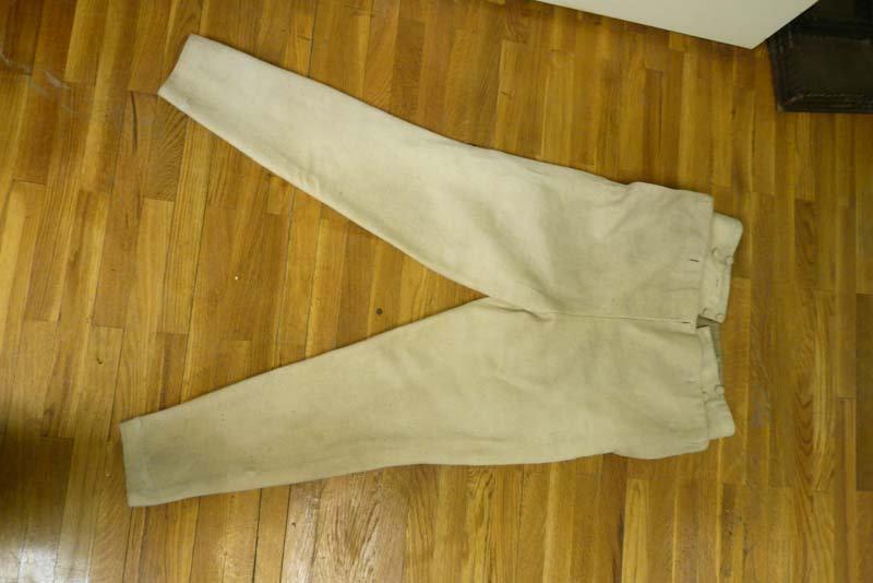 French 1812 Bardin pantaloons