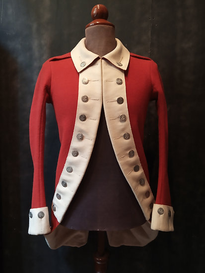 British marine coat 1775