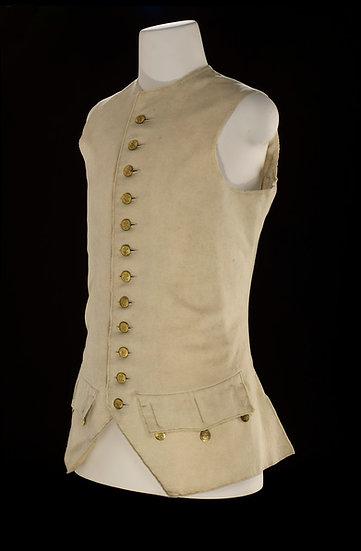 waistcoat or sleeveless vest