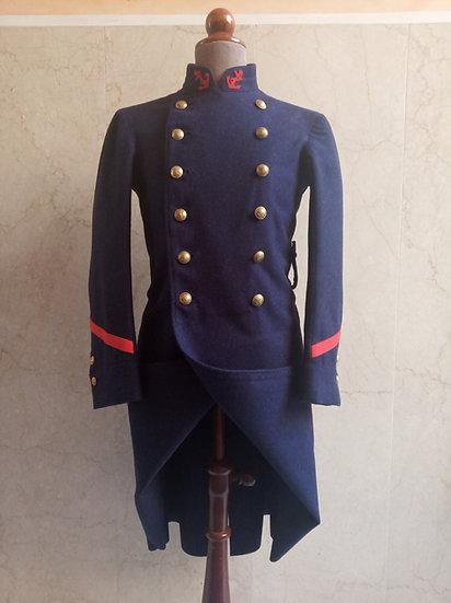 French 1867/1877 pattern infantry overcoat