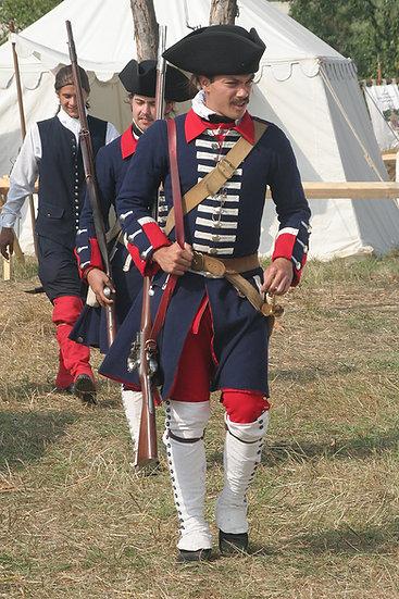 Royal Ecossais coat 1745