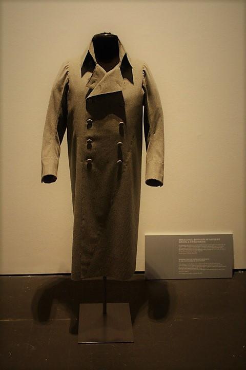 Napoleon's redingote Fashion expo.jpg