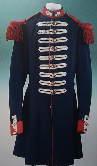 French Imperial Guard tunic pattern 1860