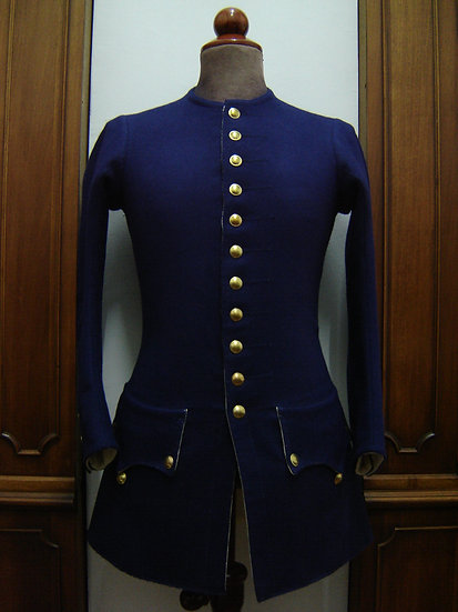 Sleeved waistcoat