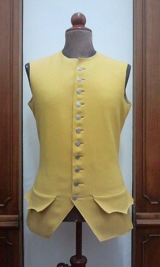 Prussian/Hessian sleeveless waistcoat