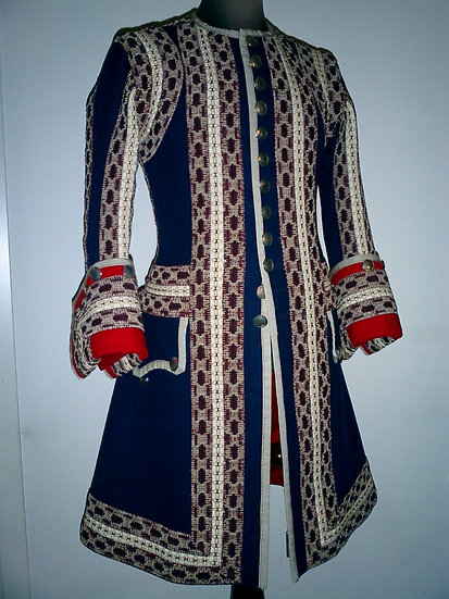 Livery coat of the French Guards c.1750s