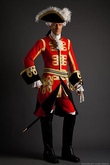 Chevau-léger de la Garde du Roy c.1743