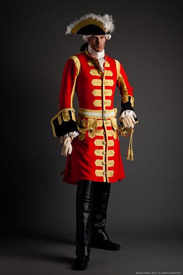 Gendarme de la Garde du Roy c. 1735