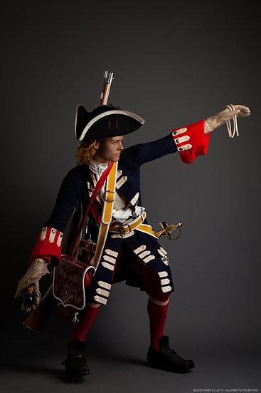 Garde Française c. 1705