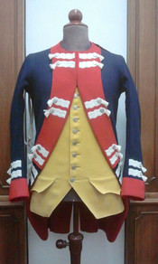Hessian Leib Garde 1776